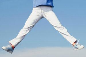 allenamento jumpkins jacks
