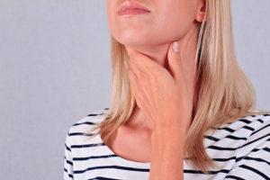 laringite donna