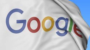 bandiera di google
