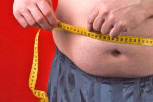 obesita girovita