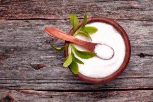 stevia in coccio