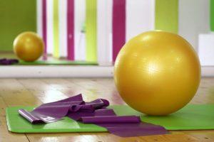 allenamento in casa