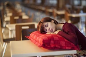 stanchezza eccessiva