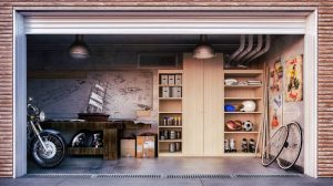 come arredare il garage