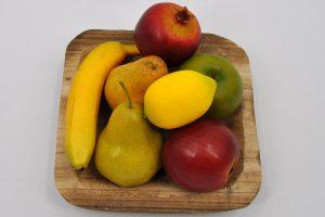 frutta finta cucina