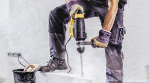 partello perforatore pneumatico