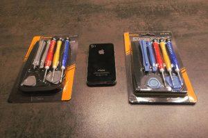 kit riparazione smarphone