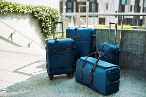 tris valigie