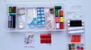 kit completo cucito