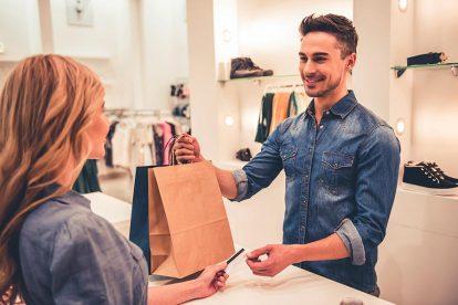 attirare clienti in negozio