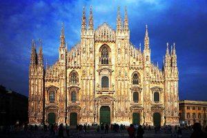 viaggio a milano