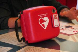 defibrillatore da casa