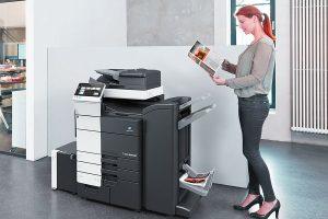 fotocopiatrice multifunzione