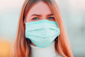 mascherina sanitaria covid