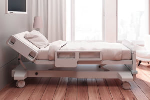 letto ospedaliero