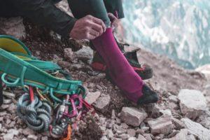 calze da escursionismo