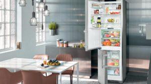 frigorifero da cucina