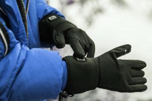 guanti riscaldanti