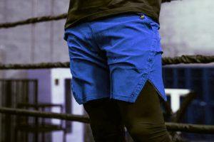 pantaloncino da boxe