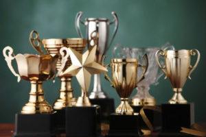 trofei sportivi