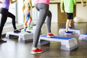 step da aerobica