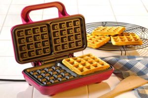 macchina per waffle