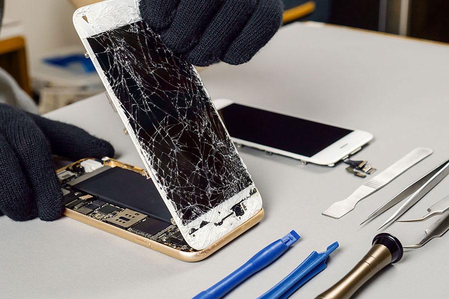 recupero dati smartphone rotto