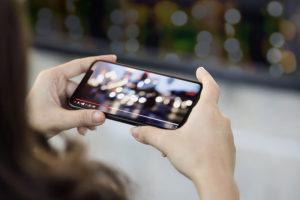 smartphone rotto dati