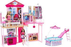 set bambole accessori